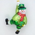 Irish Snowman Jigging